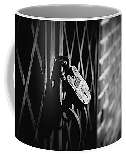 Locked Away Coffee Mug