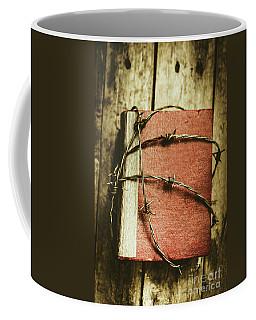 Locked Diary Of Secrets Coffee Mug