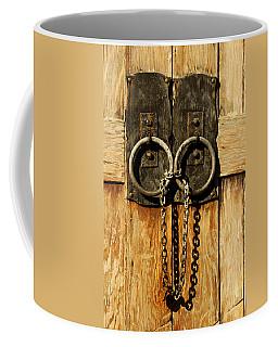 Locked Out Coffee Mug