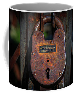 Locked Up Tight Coffee Mug