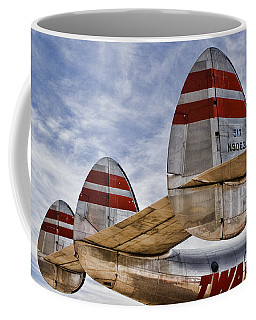 Vintage Aircraft Coffee Mugs