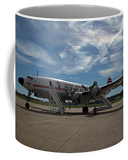 Lockheed Constellation Super G Coffee Mug