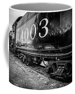 Locomotive Engine Coffee Mug