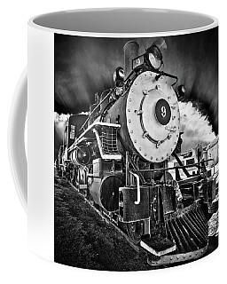 Locomotive Nine Coffee Mug
