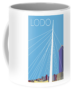 Lodo/blue Coffee Mug