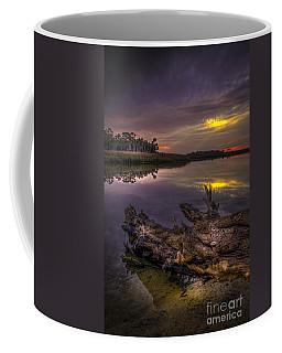 Logging Out Coffee Mug