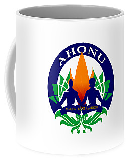 Logo Of Ahonu.com Coffee Mug