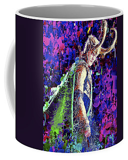 Loki Ready For War Coffee Mug