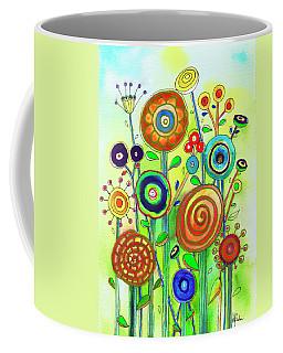 Lollipop Garden Coffee Mug