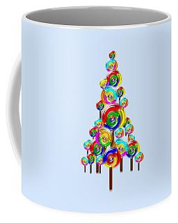 Lollipop Tree Coffee Mug