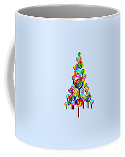Lollipop Tree Coffee Mug