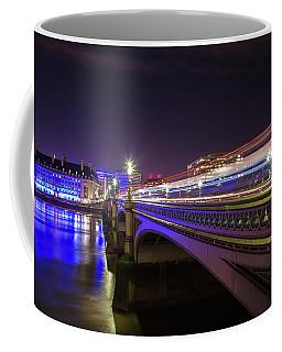 Coffee Mug featuring the photograph London At Night  by Mariusz Czajkowski