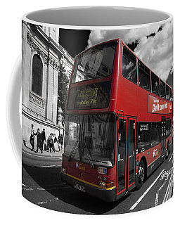London Bus Coffee Mug