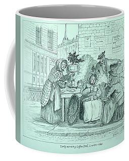 London Coffee Stall Coffee Mug