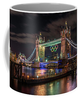 London Gold Coffee Mug