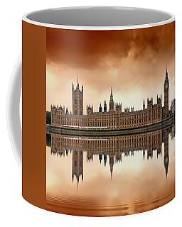 London Coffee Mugs
