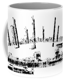 London O2 Arena Coffee Mug