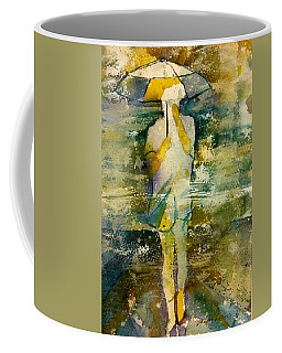London Rain Theme Coffee Mug