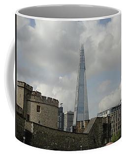 London Shard And Tower Coffee Mug