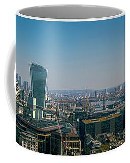 Coffee Mug featuring the photograph London Skyline by Stewart Marsden
