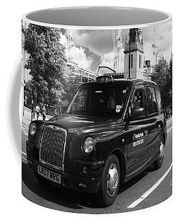 London Taxi Coffee Mug
