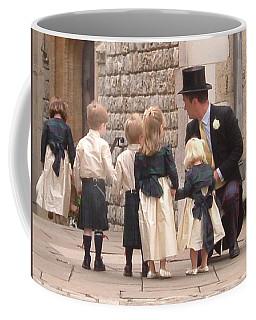 London Tower Wedding Coffee Mug