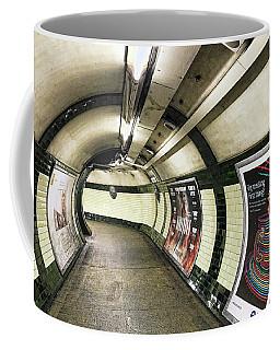 London Tube Coffee Mug