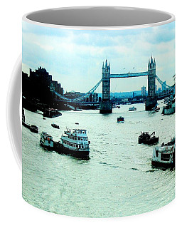 Coffee Mug featuring the photograph London Uk by Michelle Dallocchio