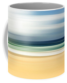 Lone Beach Coffee Mug