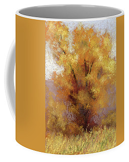 Lone Cottonwood Coffee Mug