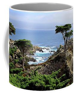 Lone Cypress Coffee Mug