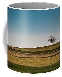 Lone Hawthorn Tree II Coffee Mug