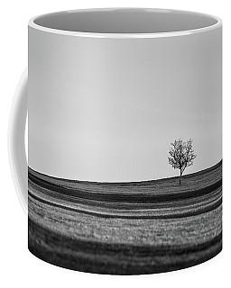 Lone Hawthorn Tree Iv Coffee Mug