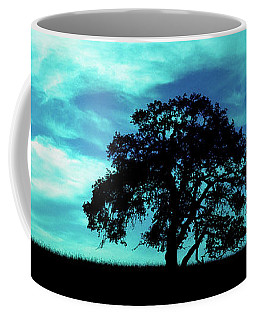 Lone Oak Coffee Mug by Jim and Emily Bush