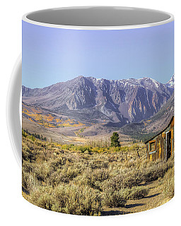 Lone On The Range  Coffee Mug