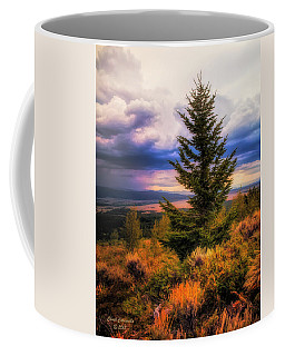Lone Pine - Grand Teton Range ... Coffee Mug