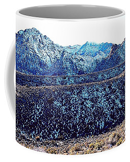 Lone Ranger's Path Coffee Mug