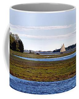 Lone Sail Coffee Mug