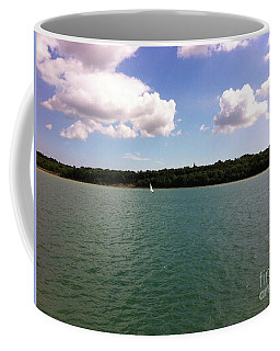 Lone Sailor Coffee Mug