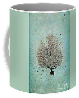 Lone Sea Fan Coffee Mug