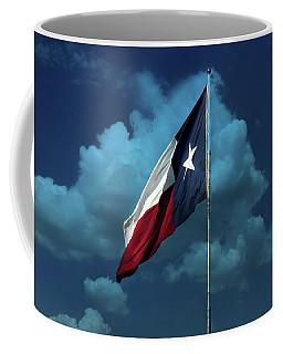 Lone Star Coffee Mug by Joan Bertucci