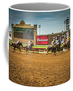 Lone Star Park Grand Prairie Texas Coffee Mug