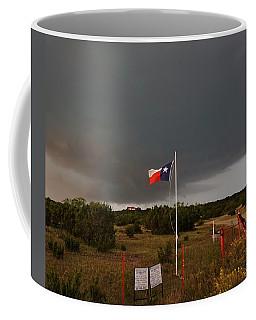 Lone Star Supercell Coffee Mug