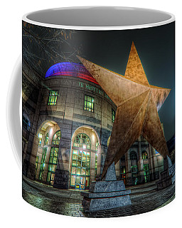 Lone Star Coffee Mug
