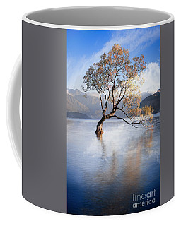 Coffee Mug featuring the photograph Lone Tree 1 by Scott Kemper