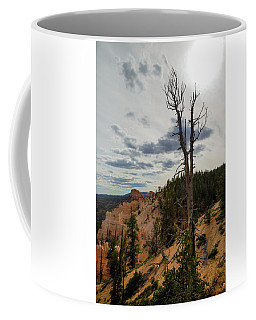 Lone Tree In Bryce Canyon Coffee Mug