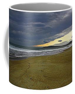 Lonely Beach Coffee Mug