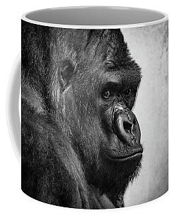 Lonely Gorilla Coffee Mug