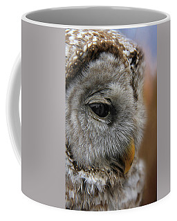 Lonely, I Feel Lonely Coffee Mug by Davandra Cribbie