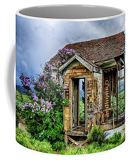Lonely Lilacs Coffee Mug